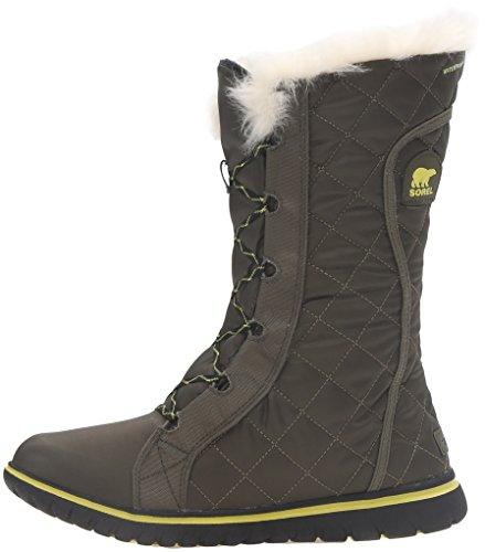 Cate gingko Hautes Peatmoss Femme Cozy Sneakers Sorel aq8f1f