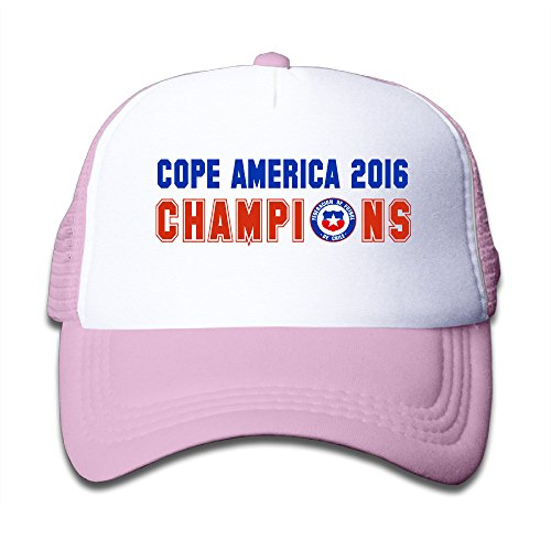 XSSYZ Kids 2016 Cope America Champions Chile Trucker Hat ()