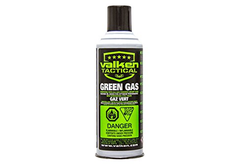 Valken Green Gas (1 Can) by Valken