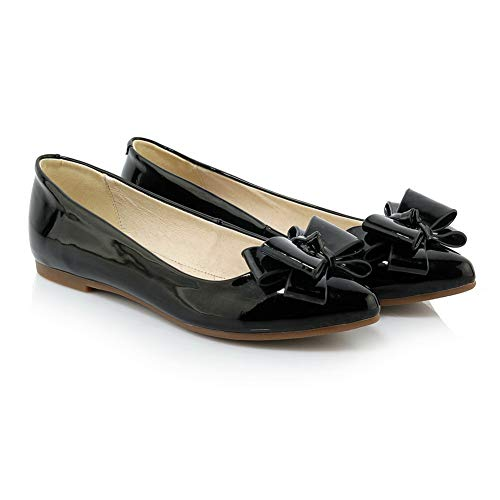 Noir Femme Compensées Sandales SDC05955 AdeeSu PvUBw
