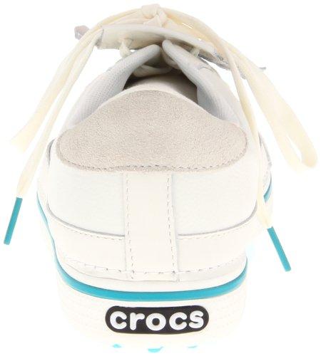 Crocs Womens Bradyn Shoe White/Turquoise LWE6GSSJxs