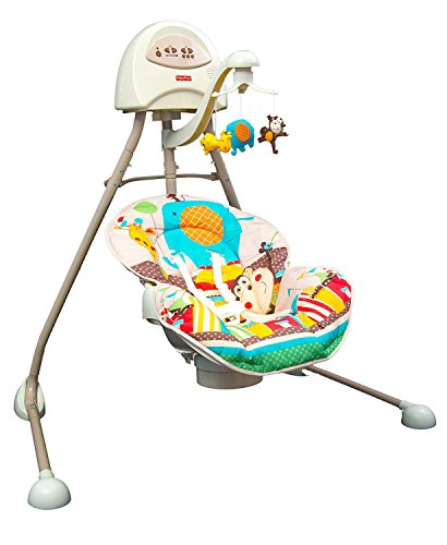 Fisher-Price Cradle 'N Swing – Berceau