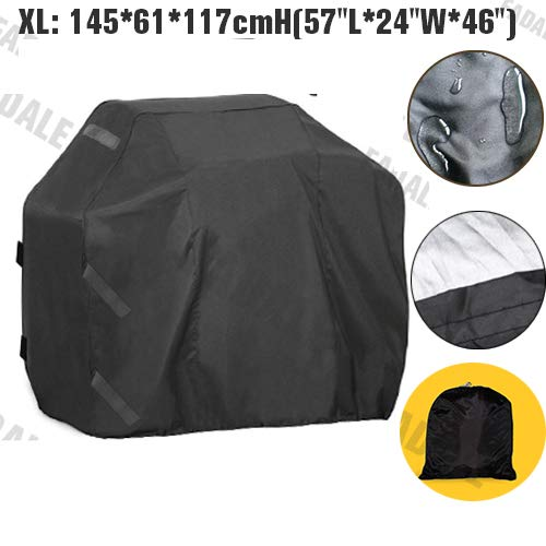 BRIGHTENT 2019 New Water Resistant BBQ Cover Gas Barbecue Grill Protection Patio Outdoor Indoor XQ5YB