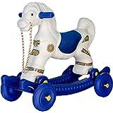 JJP 2in1Baby Horse Rider for Kids 1-5 Years Birthday Gift for Kids/Boys/Girls (Multicolour)
