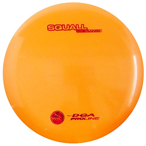Pro Line Mid Range Disc - DGA ProLine Squall Mid-Range Golf Disc [Colors May Vary] - 170-172g