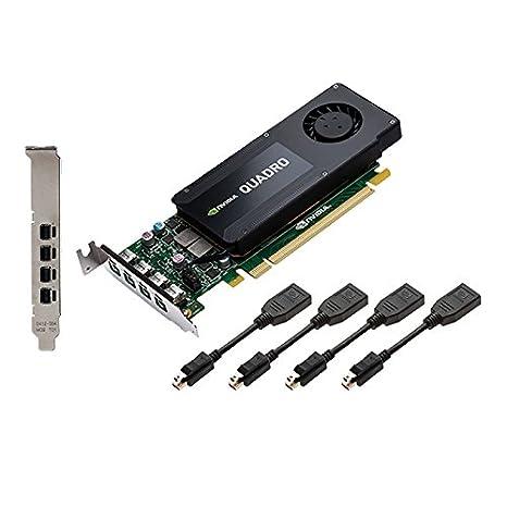 nVIDIA Quadro K1200 - Tarjeta gráfica de 4 GB GDDR5: Amazon ...