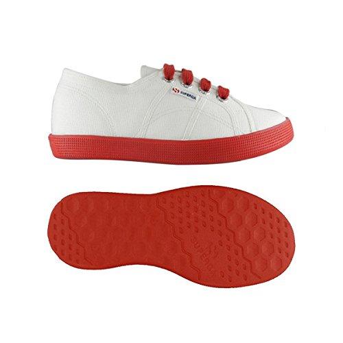 Sneakers - 2750-cotjsliponsuperlight - Bambini White-Red