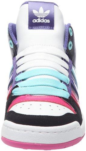 baskets Mi femme adidas mode Foncé lifestyle Floraison Chaussures Noir1 Midiru Originals Violet Court gtY4w
