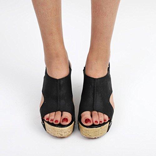 Respirant Sandales Water Shoes Rives Bohème Dorees D'été femmes Orteils Noir Sandales Minceur Casual Rondes Beach Beautyjourney Salt qFfwvxfS