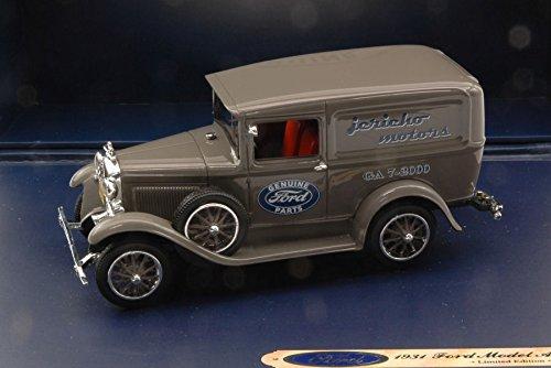 FORD MODEL A LIVERY JERICHO MOTORS 1913 1 43 - Ford Genuine Parts - Auto d'Epoca - Die Cast - Modellino