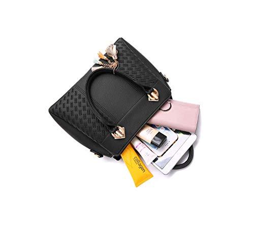 Tote Bolsos Zhangzhiyua Y G Mujer Para Messenger Diseñador Hombro Bolso De a Bag Satchel rrqvdx5wZ