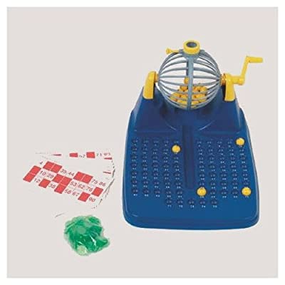 Hoyle Basic Bingo Set: Toys & Games