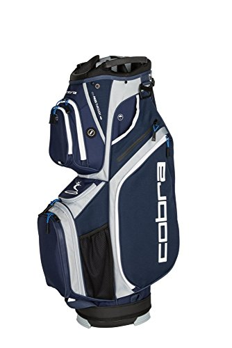 Cobra Golf 2018 Ultralight Cart Bag (Peacoat) Review