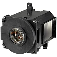 GLAMPS NP-21LP / 60003224 Replacement Lamp with Housing for NEC NP-PA5520W Projector