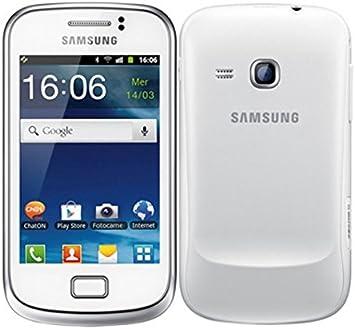 Samsung Galaxy Mini 2, Smartphone Movistar Libre (Pantalla táctil ...