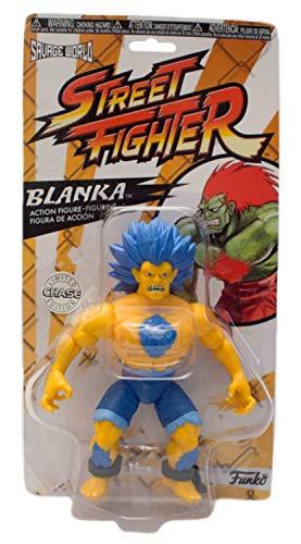 Funko Savage World: Street Fighter - Blanka Yellow Skin Chase (Best Karate Fighter In The World)