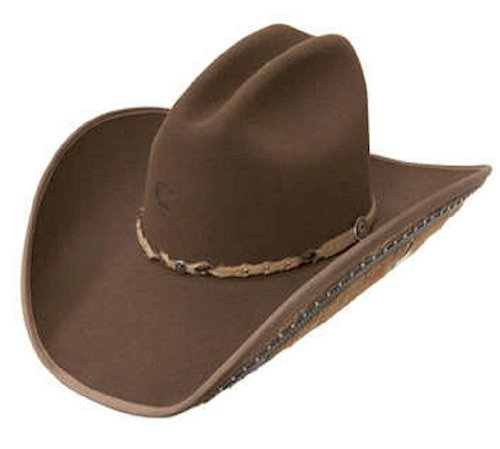 Charlie 1 Horse Rising Star Color Mink Cowboy Hat