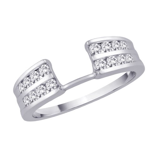 14K-White-Gold-38-ct-Diamond-Wrap