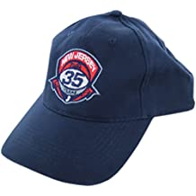 New Jersey Nets Adjustable Logo Cap