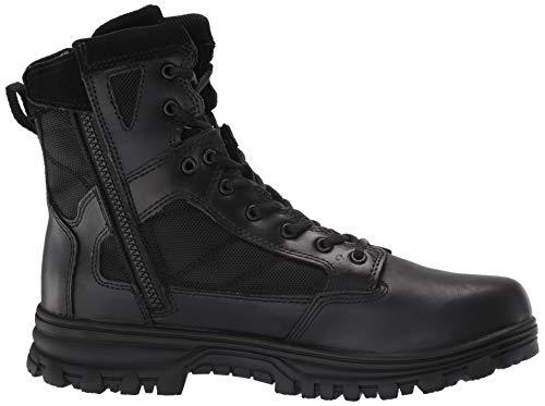 Tactical 6 Militare 5 Evo Impermeabile Stivali 11 nbsp;cerniera Black Laterale HSWCq1FwC