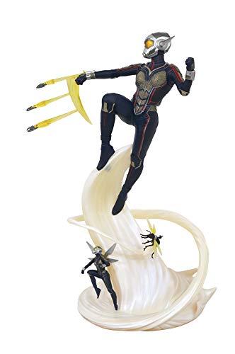 - DIAMOND SELECT TOYS Marvel Movie Milestones: Ant-Man & The Wasp Resin Statue