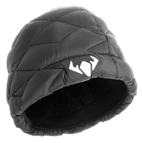 (Goose Down Nylon Beanie Hat. Lightweight, Versatile Warmth Perfect for Travel)