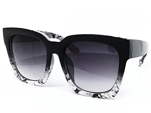 4e3934f9f805 O2 Eyewear 7151 Premium Oversize XXL Women Men Mirror Fashion Sunglasses ( Oversized