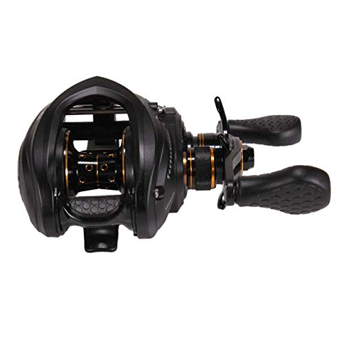 Pro Series Bass Reel - LEW'S Fishing Tournament Pro Speed Spool LFS Series, Baitcasting Reel, Fishing Reel, Fishing Gear and Equipment, Fishing Accessories (TP1XHA)