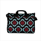 "Nuo Tech Chloe Dao Flip Tote For 15.6"" Screen-Pattern: Abstract Floral"