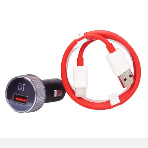 FidgetFidget USB Adapter Original Oneplus 5T Dash Fast Charge Car Charger for Oneplus 5T/3T/5