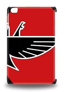 Tpu 3D PC Case For Ipad Mini/mini 2 With NFL Atlanta Falcons Logo Design ( Custom Picture iPhone 6, iPhone 6 PLUS, iPhone 5, iPhone 5S, iPhone 5C, iPhone 4, iPhone 4S,Galaxy S6,Galaxy S5,Galaxy S4,Galaxy S3,Note 3,iPad Mini-Mini 2,iPad Air )