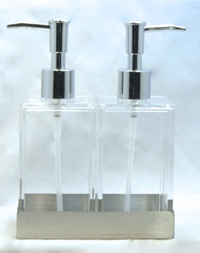Dual Soap Dispenser - 4