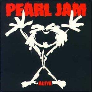 pearl jam cd  Pearl Jam - Alive -  Music