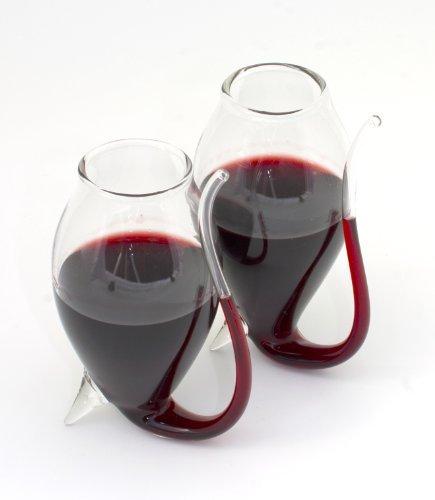 Vinology Set Of 2 Port Sipper Glasses