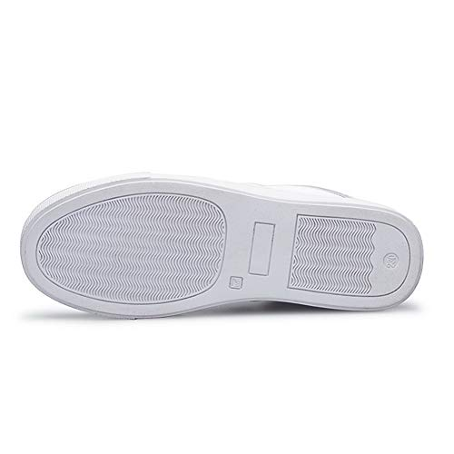 Blanc AdeeSu 5 Blanc Compensées Femme EU SDC05966 36 Sandales wRTRqBxI