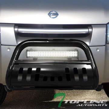 01 nissan frontier front grill - 9