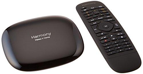 Logitech 996-000123 Harmony Home Control (Refurbished) - Black
