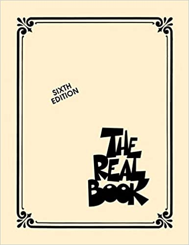 The Real Book - Volume I: C Edition - Kindle edition by Hal