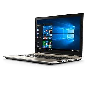2016 Toshiba Satellite S55T 15.6-Inch Full HD Touchscreen Gaming Laptop(Intel Core i7-6700HQ Processor, 12GB RAM, 1TB HDD +128GB SSD, NVIDIA GeForce GTX 950M, Windows 10)