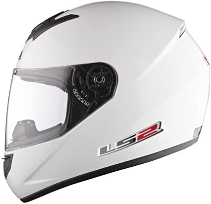 Casco de moto integral FF351.1 Single Mono de LS2