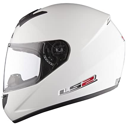 Amazon.es: Casco de la motocicleta LS2 FF351 Mono casco integral (M, Mate negro)