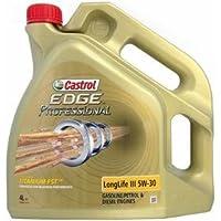 Castrol EDGE Professional Titanium FST LongLife III 5W-30,4 liter