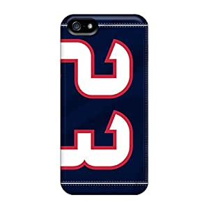 New Arrival Premium 5/5s Case Cover For Iphone (houston Texans)