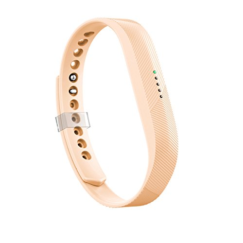 tbit Flex 2 Band, Replacement for Fitbit Flex 2 Accessories Band Pink Large Adjustable Sport Fitness Wristband w/Fastener Clasp for Fitbit Flex 2 Men Women Teens Kids No Tracker ()