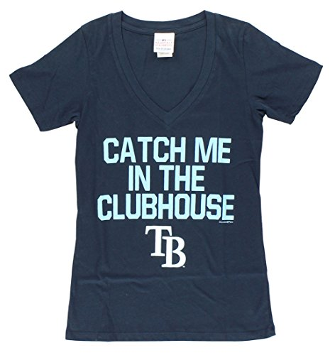 5TH & OCEAN Womens Tampa Bay Rays Catch Me in