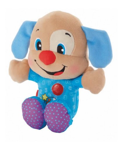 - Fisher-Price Laugh & Learn Nighttime Puppy