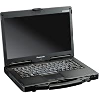 Panasonic Toughbook CF-53 14 Notebook - Intel Core i5-4310U 2.0 GHz, 16GB Memory 320GB HDD, Windows 7 Pro + Windows 8.1 Pro