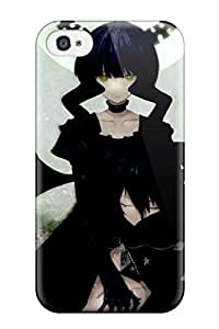 High Quality Shock AbsorbingDiy For Mousepad 9*7.5Inch black Rock Shooter Dead Master Horns