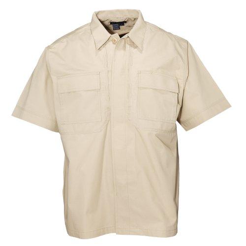 5.11 Camisa de manga corta Ripstop TDU para hombre