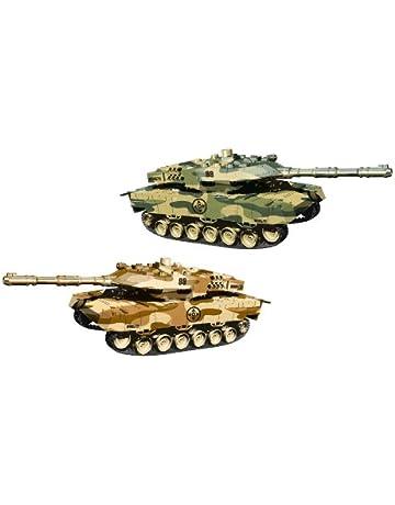 I-ONIK i.onik - Tanques Panzer teledirigidos para smartphones, color marrón y